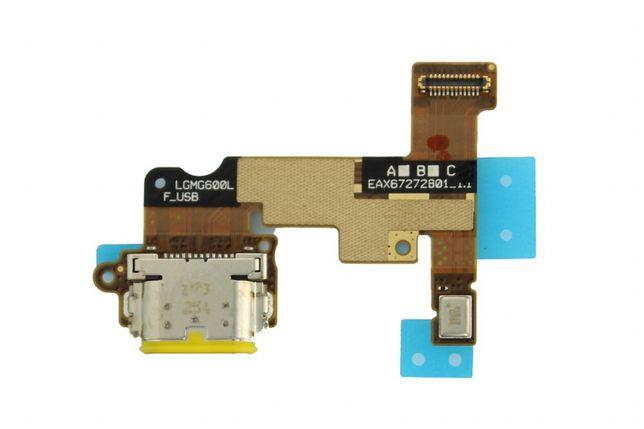Нижняя плата зарядки LG G6/LG G5/ LG V30 /D325/Nexus 4 /Nexus 5/P970