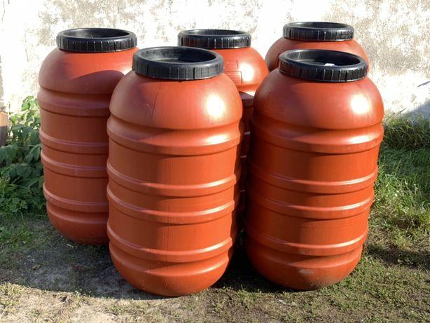 Beczki 220 litrów spożywcze Wysyłka | beczka 200, 250