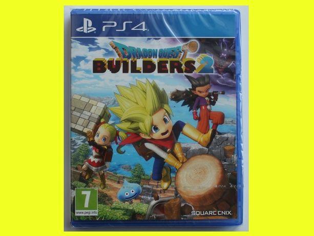 #folia# Dragon Quest Builders 2 PS4 podobne do Minecraft nowa