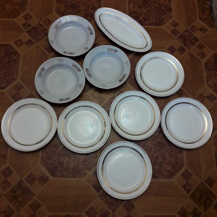 Набор тарелок ссср Днепр - изображение 1