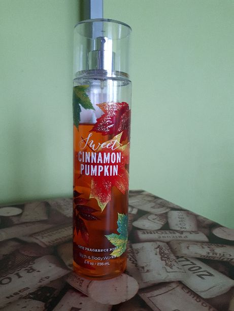 Bath and Body Works Sweet Cinnamon Pumpkin 5ml
