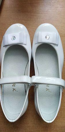 Buty komunijne nowe