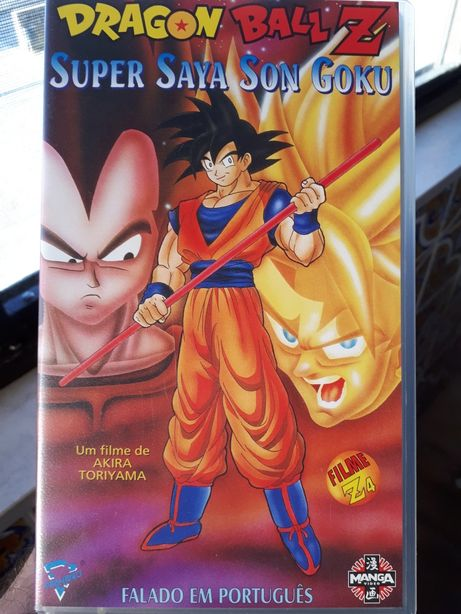 Filme Dragon Ball Z de Akira Toriyama