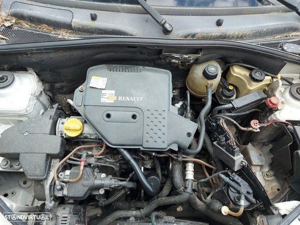 Motor Renault 1.9d F8q
