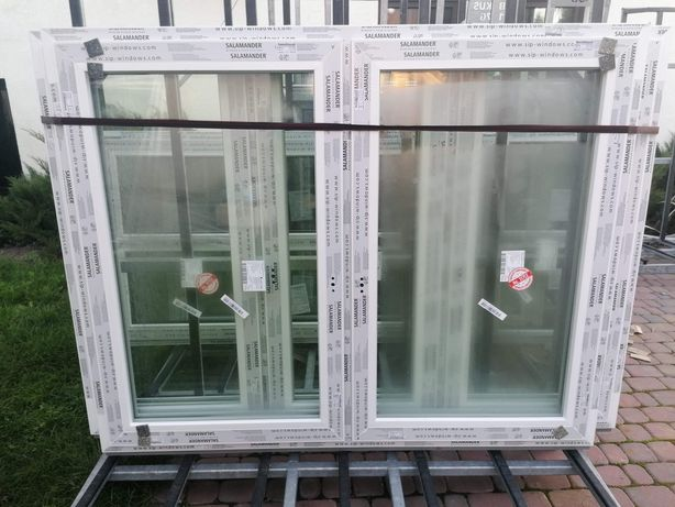 NOWE okno 1480x1705 pasywne chowane zawiasy