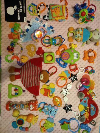 Zabawki edukacyjne, muzyczne, manipulacujne, O-ball, Fisher Price