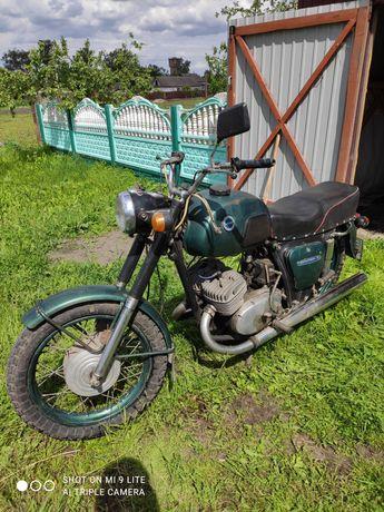 Мотоцикл Юпітер 3