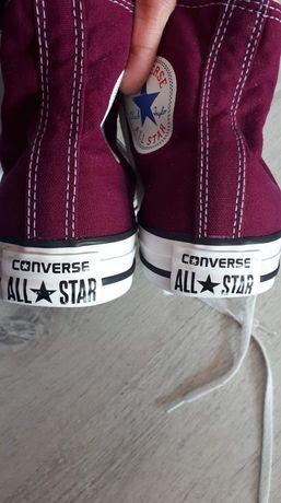 Converse 37.5 damskie za kostke