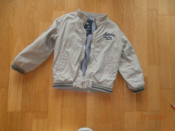 Sprzedam kurtkę jesienną 110 cm / 5-10-15