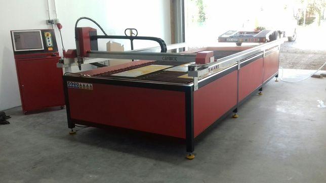 CNC Ploter Plazmowy Wypalarka Wycinarka Plazma