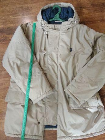 Куртка мужская зимняя us polo assn