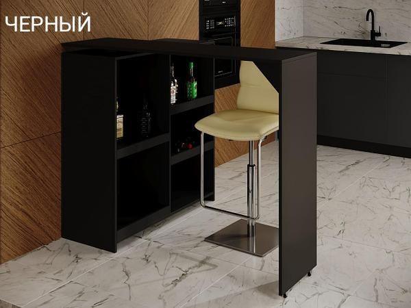 Барная стойка Кухонный стол трансформер 3 в 1 Rimos 1380x390
