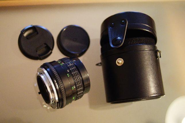 Sigma Mini Wide 28mm F2.8- macro 1/4.5