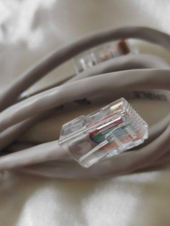 Провод LAN, новый, 2 штуки