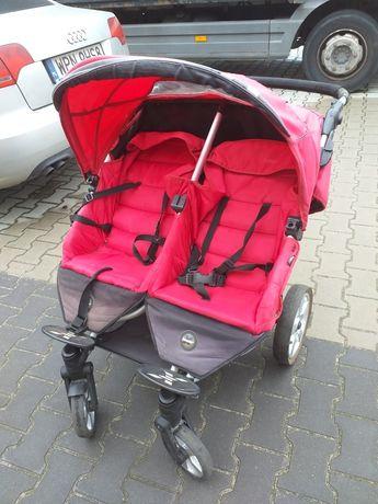 Wózek bliźniaczy Wózek X-Lander dla bliźniaków lub rok po roku