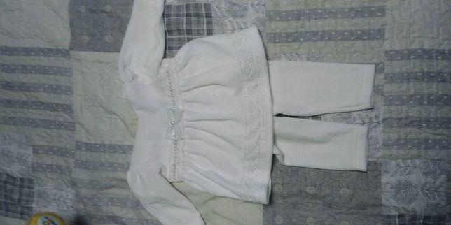 Костюм плаття+штанішки