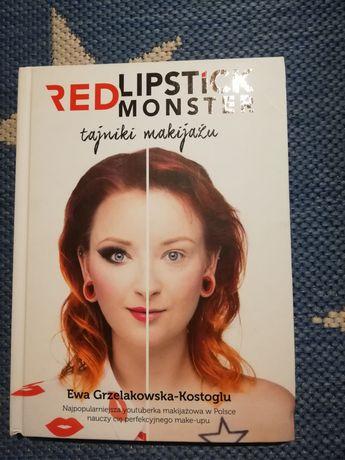 Red lipstick monster tajniki makijazu