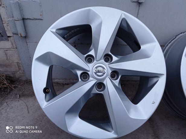 Оригінальні диски Nissan R17 5 114.3