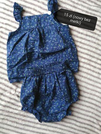 Ubranka dla dziewczynki roz 56-68