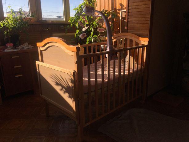 детская кроватка кровать манеж