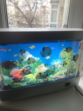 Ночник светильник « Рыбки»