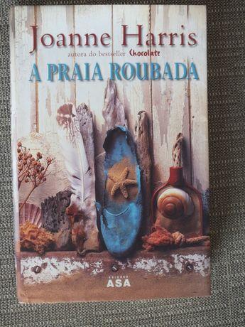 A Praia Roubada - Joanne Harris /portes incluidos