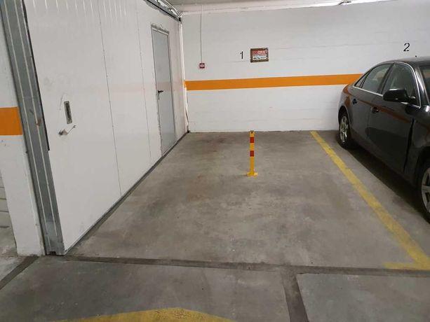 Miejsce parkingowe postojowe garaż podziemny Tymienieckiego 25D 25 d