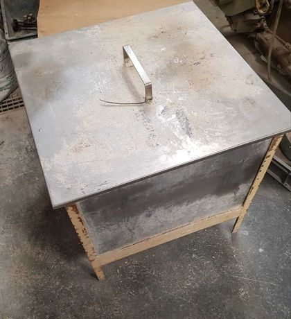 Contentor (Caixotes) em Aço Inox
