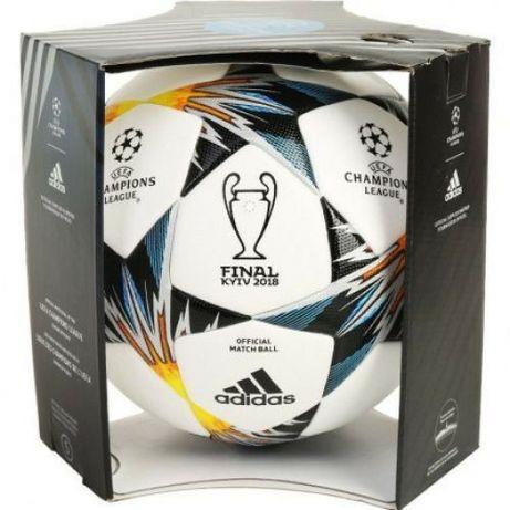 Официальный футбольный мяч Лиги Чемпионов Adidas Finale Kyiv 2018