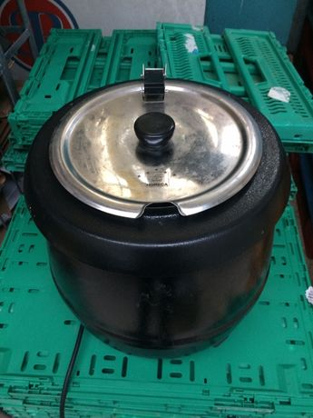 Panela para sopa elétrica