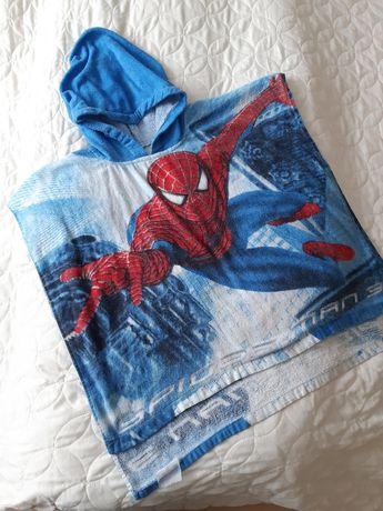 Полотенце пончо Spiderman