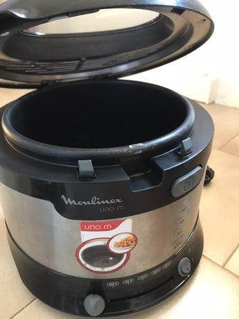 Fritadeira eléctrica Moulinex uno M
