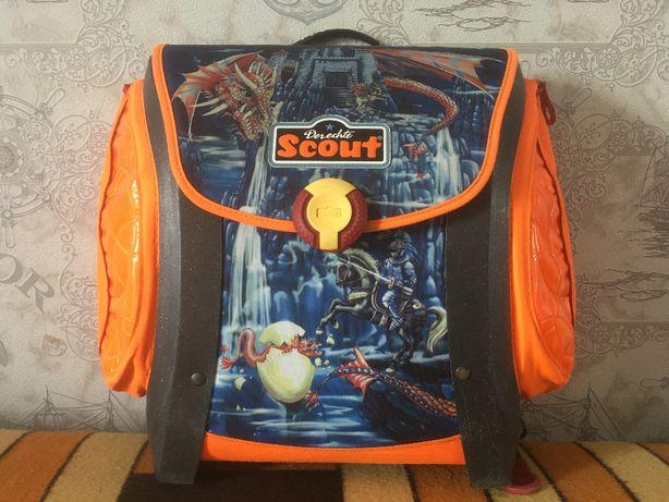 Ранец Derechte Scout, рюкзак, портфель