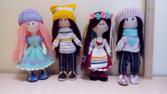 Интерьерные куклы высота 30см