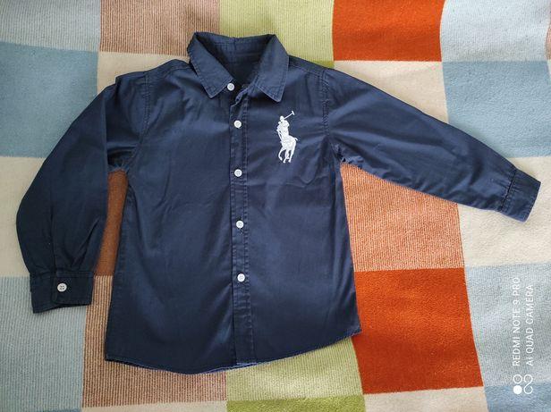 Рубашка для мальчика, 7лет, размер 122