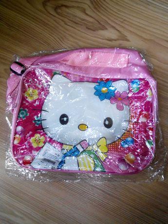 Torba chlebak nowe dla dzieci Hello Kitty Engry Bird Kubuś Puchatek