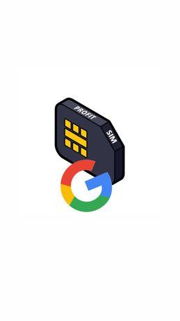 Для Google‼️ Стартовые пакеты симки симкарты sim Lycamobile Лука опт