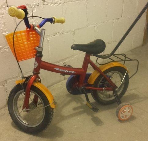 Rowerek dziecięcy CorVino, koła 12 1/2 cala