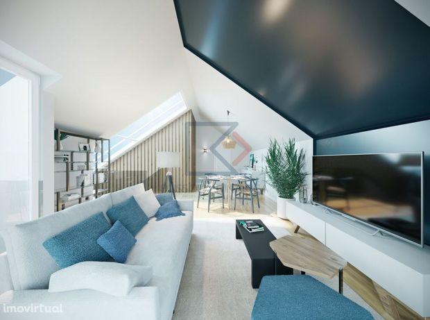 Apartamento T2 Duplex – Praia da Costa Nova