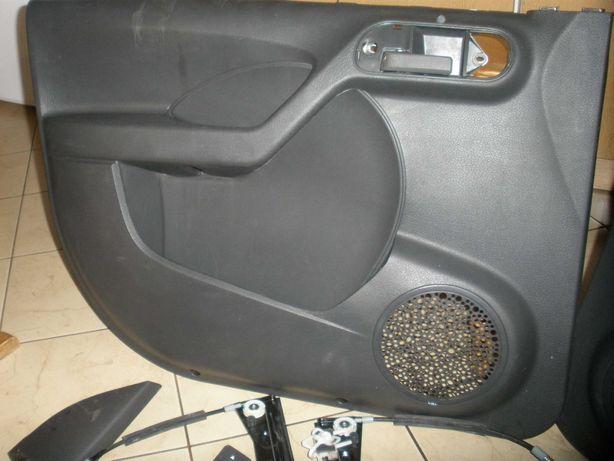 Tapicerka drzwi Fiat Panda II