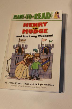 Livro em Inglês - Henry and Mugde