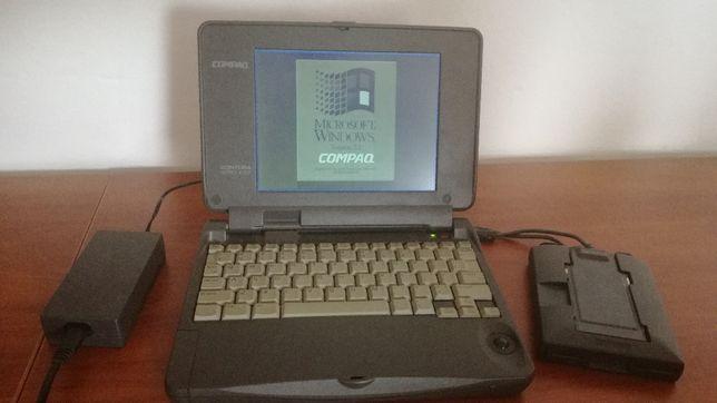 Zabytkowy Laptop Compaq Contura Aero 4/25 Kolekcjonerski 100% sprawny!