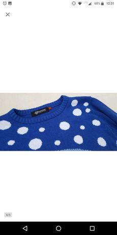 Sweter świąteczny 36 S