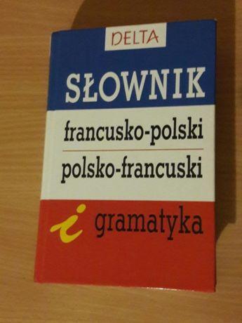 Slownik francusko-polski i polsko francuski ! Okazja