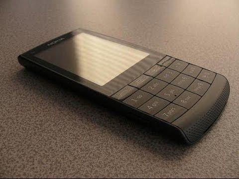 """Мобильный телефон Nokia X3-02 2,4"""" 860 мАч 5 Мп"""