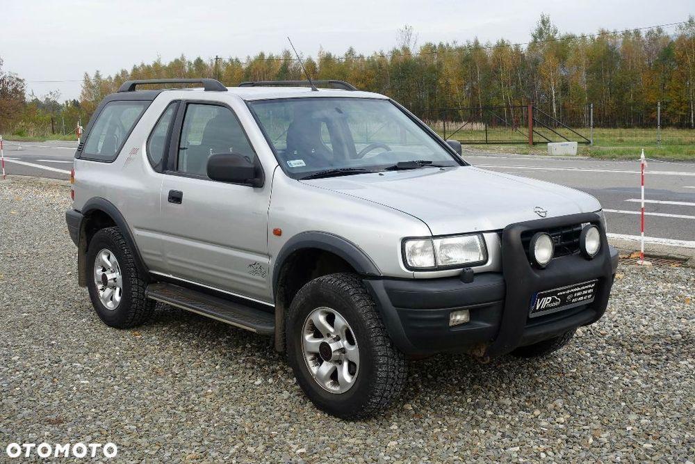 Opel Frontera 2.2dti 115km 4x4 Reduktor K.Serwisowa 2x Opony Новоград-Волынский - изображение 1