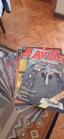 Enciclopédia Aviões de Guerra