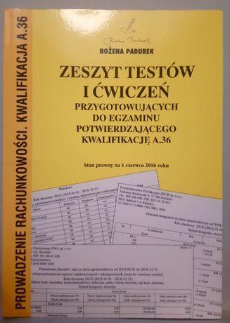 Zeszyt testów i ćwiczeń-kwalifikacja A. 36