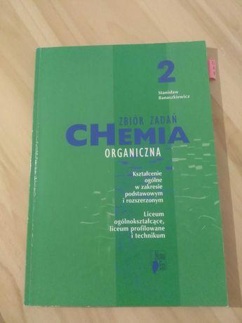 Zbiór zadań chemia organiczna 2, Stanisław Banaszkiewicz, nowa Era