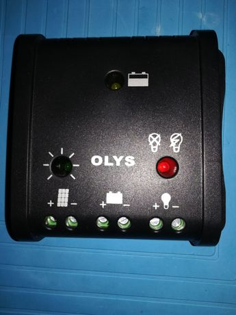 Regulador de energia solar-12v, p/Autocaravana